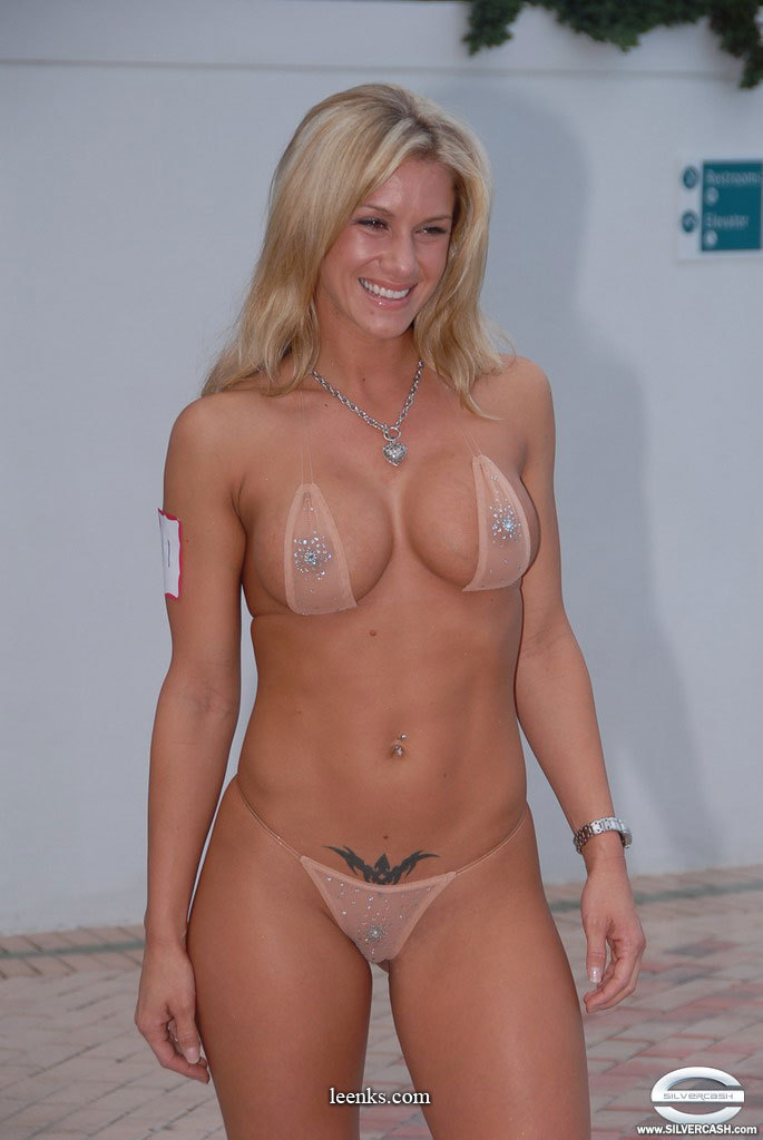 Bikini Dare Contest 66