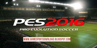 Free Download PES 2016 PPSSPP ISO 485MB Highly Compressed