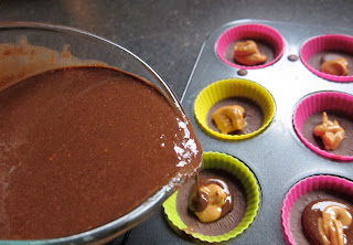 low-sugar stevia peanut butter chocolate cup recipe