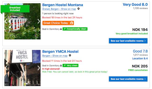 Bergen Hostel