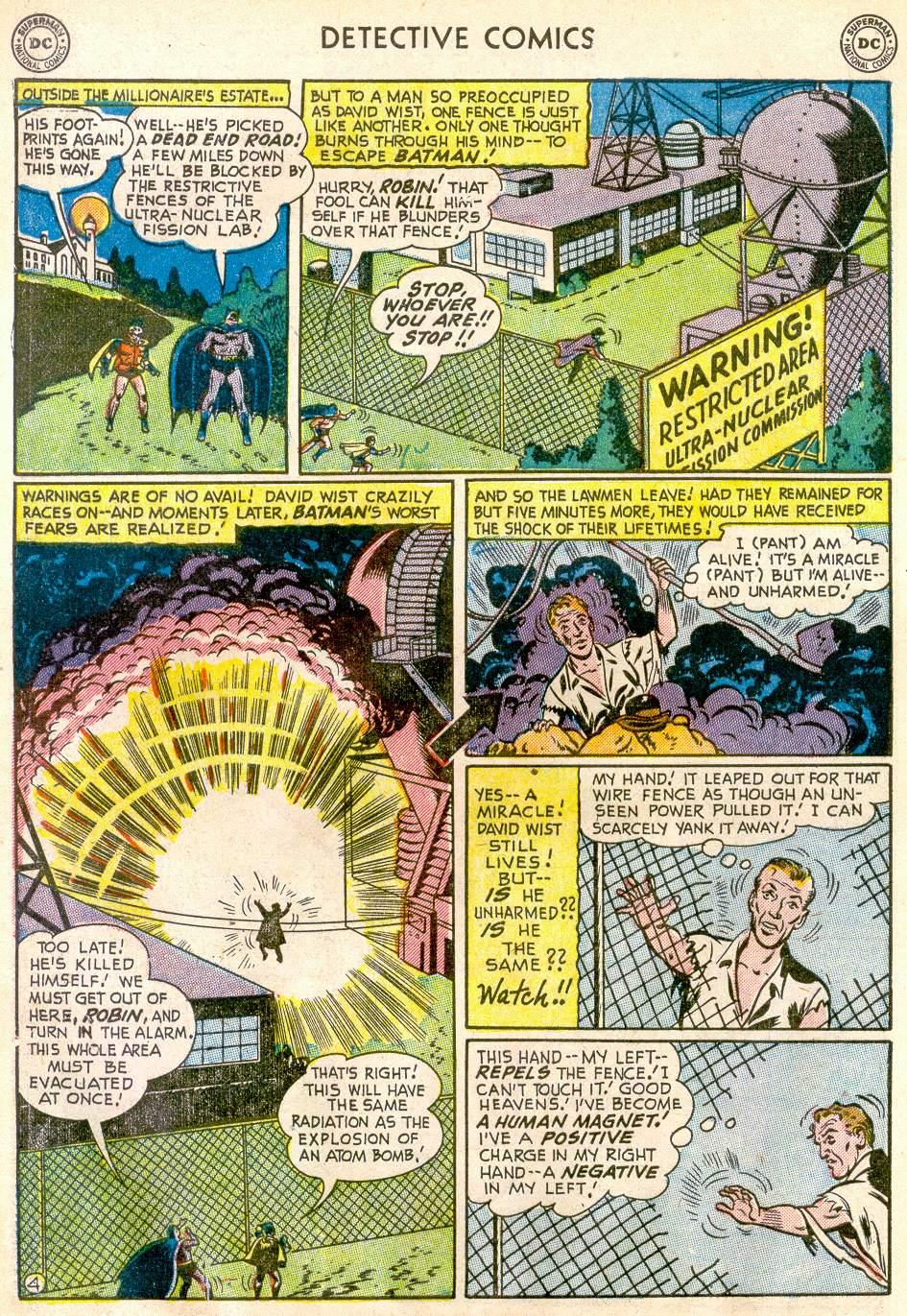 Read online Detective Comics (1937) comic -  Issue #181 - 6