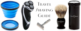 Make sure the shaving equipment is new or at least clean