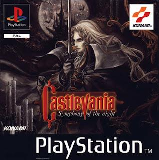 Free Download Castlevania Symphony of the Night PS1 ISO PC Games Untuk Komputer Full Version ZGASPC
