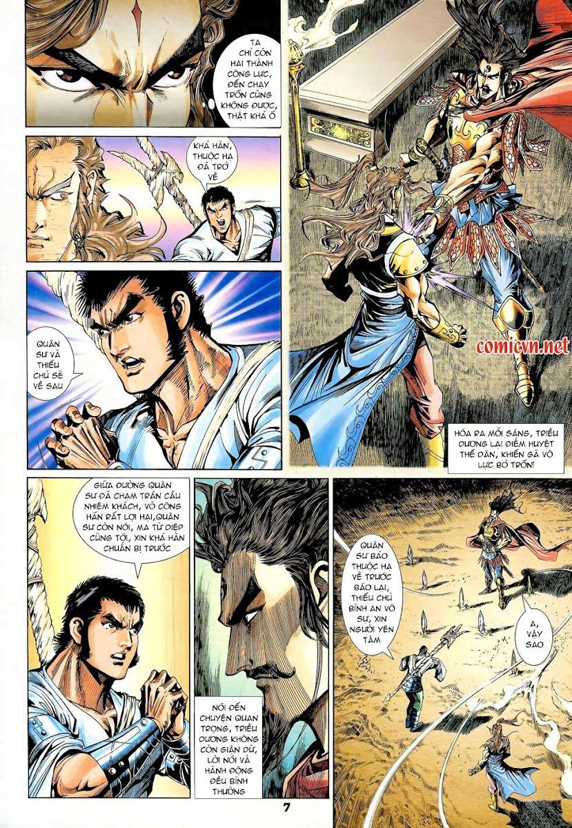 Đại Đường Uy Long chapter 90 trang 7