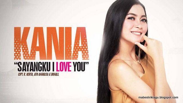 Lirik Sayangku I Love You