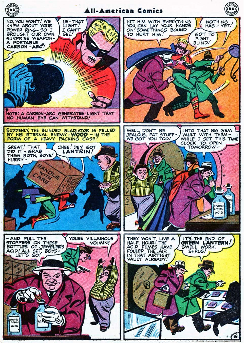 Read online All-American Comics (1939) comic -  Issue #86 - 14