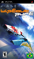 WipeOut Pure Portugues