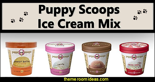Puppy Scoops Ice Cream Mix