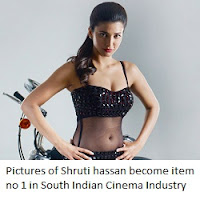 %255BUNSET%255D - Shruti hassan seducing hot Photos In Yevadu Dimple pimple song:Boobs Cleavage and Sexy Navel Compilation