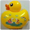 Balon Foil Karakter Bebek Kuning (Medium)