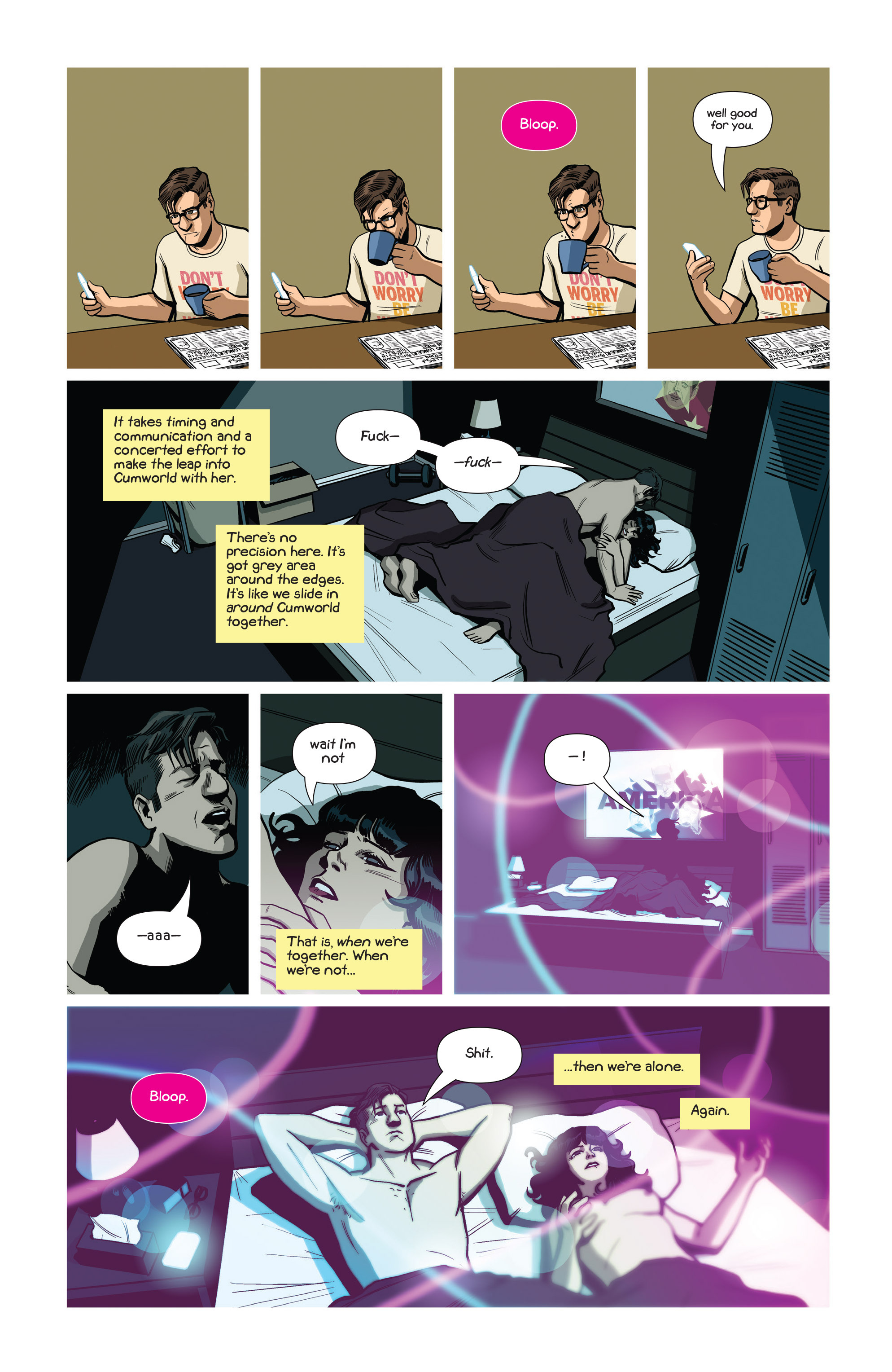 Read online Sex Criminals comic -  Issue #6 - 9