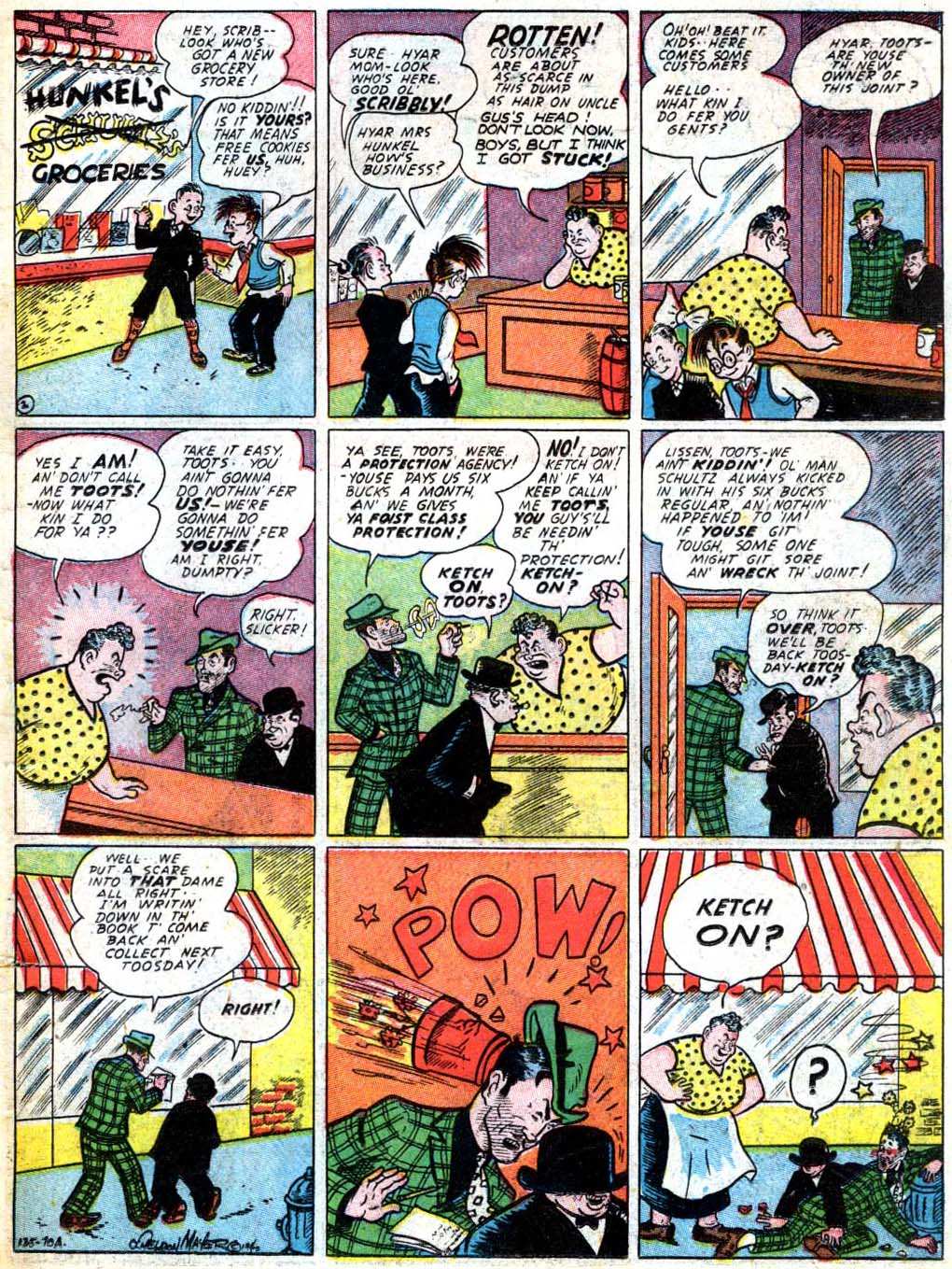 Read online All-American Comics (1939) comic -  Issue #18 - 55