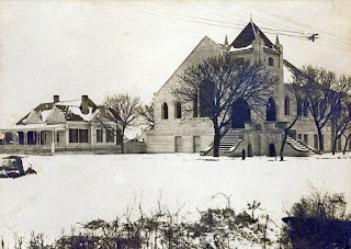 First Baptist Church Kerrville 1915