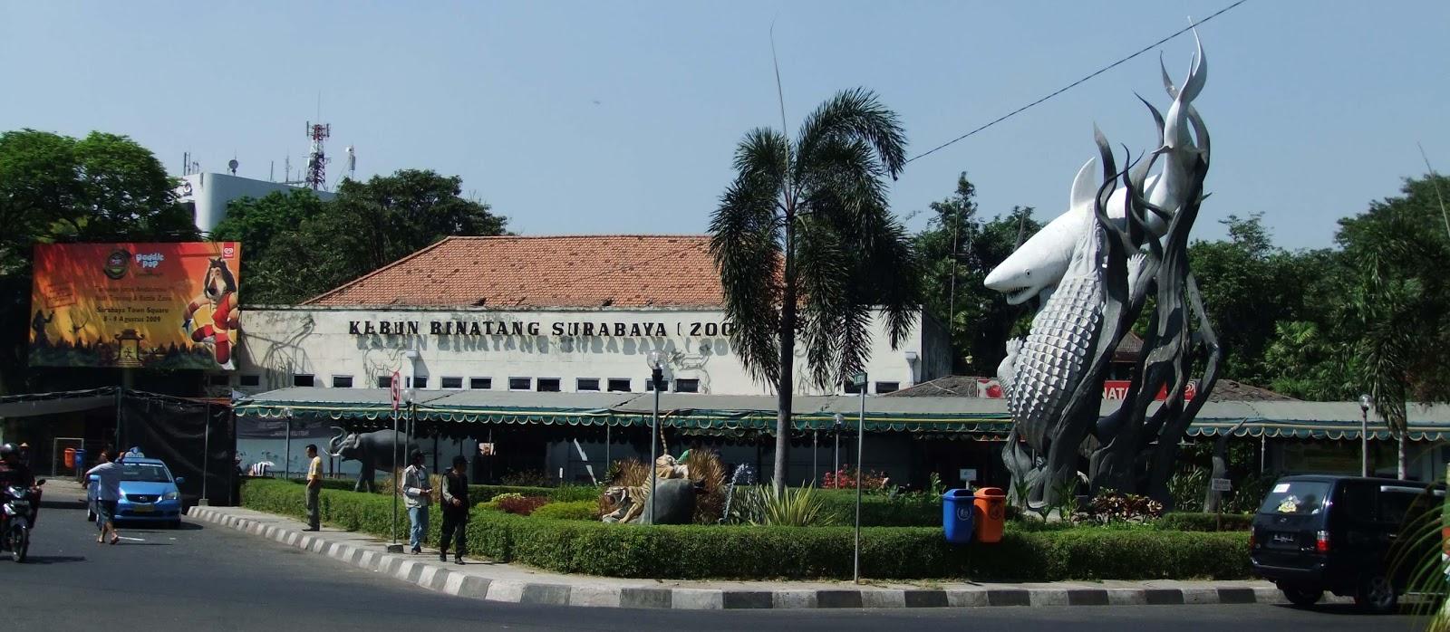 مدينة سورابايا الساحرة, إندونيسيا