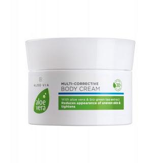 Crème multi corrective aloe vera via