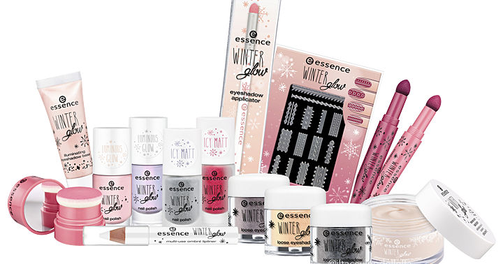 Essence Cosmetics Winter Glow Trend Edition - Anteprima