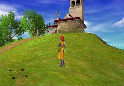Dragon Quest VIII - El Periplo del Rey Maldito - Montículo