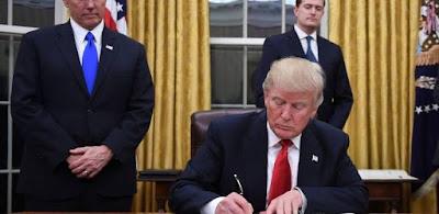 قرارات «ترامب» الأخيرة تربك التنظيم الدولى للإخوان «أ. ف. ب»