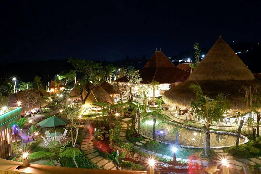 Harga Menu Dan Lokasi Bali Ndeso Kemuning Karanganyar Resto Ala