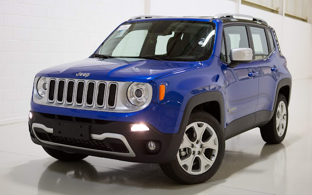Jeep Renegade Limited Diesel 2018
