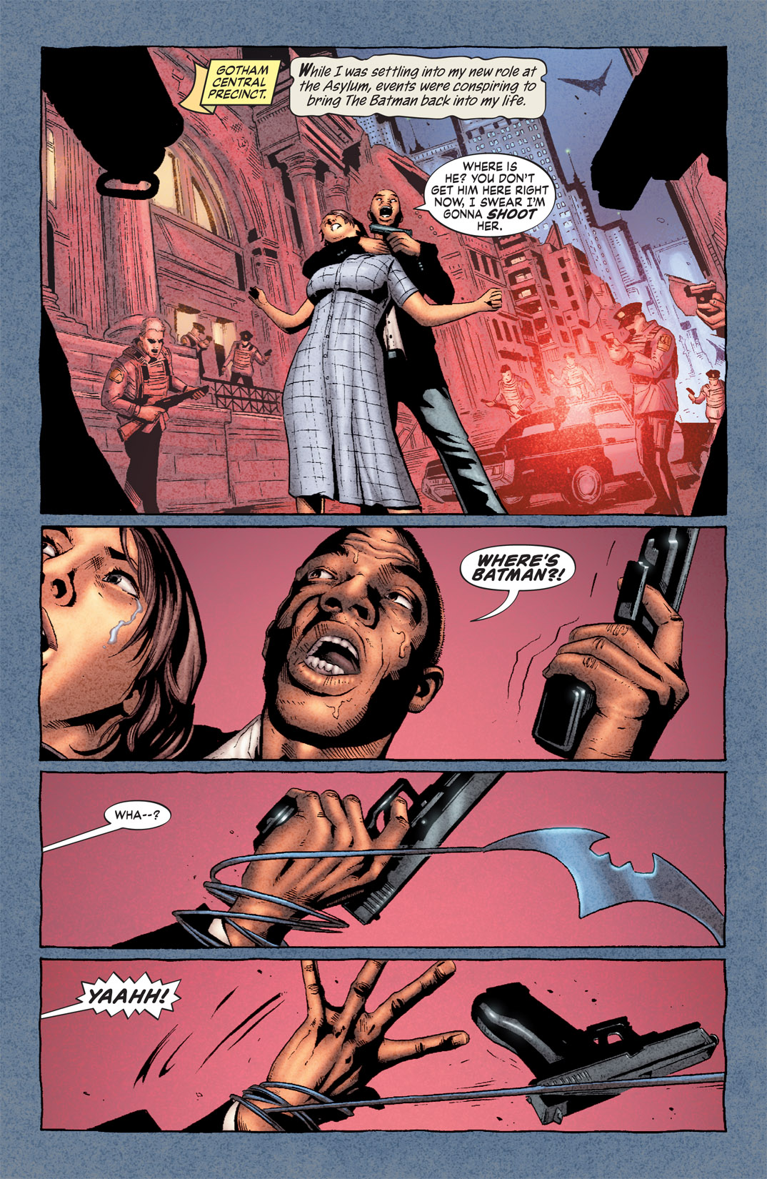 Detective Comics (1937) 864 Page 7