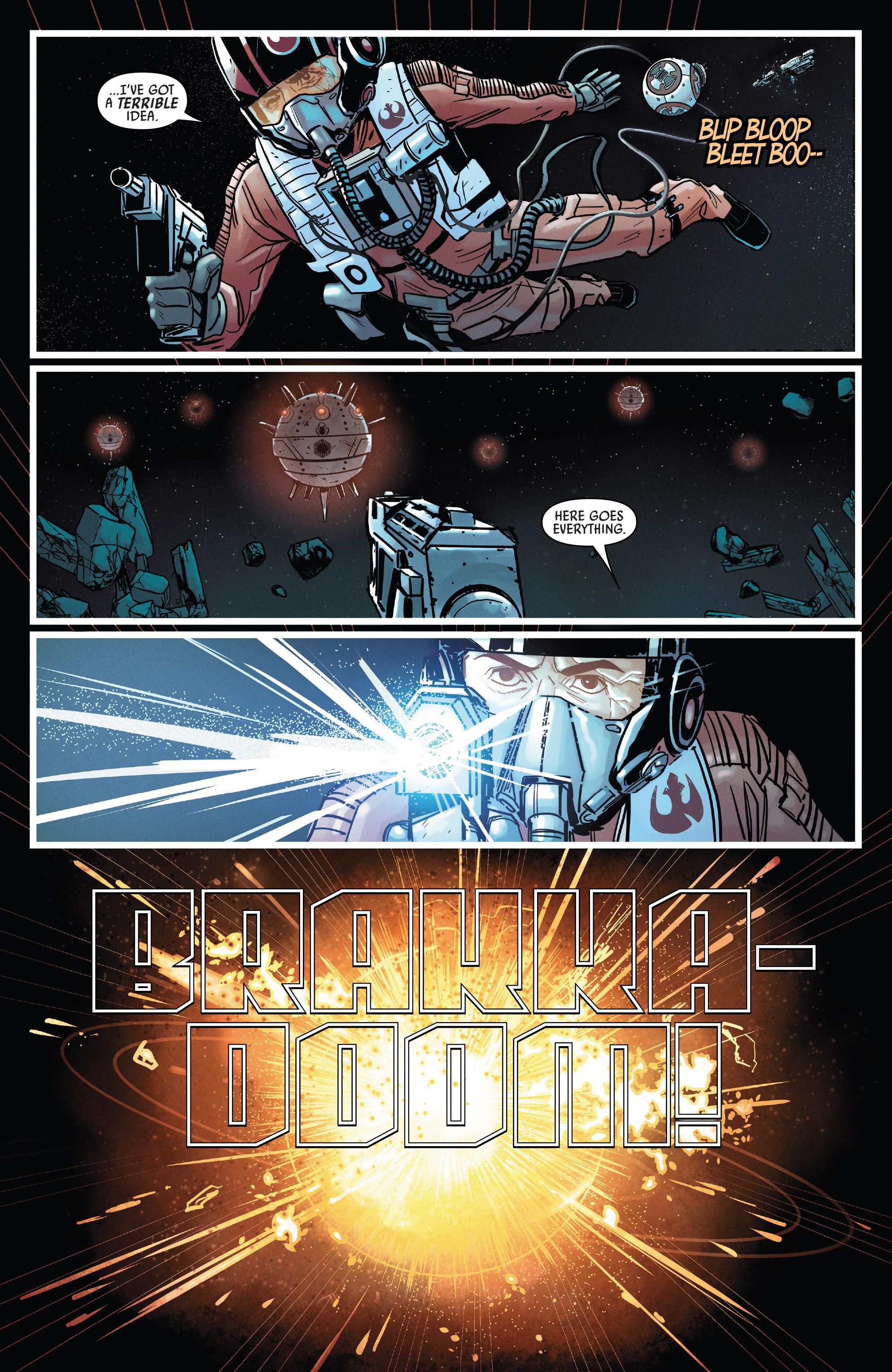 Read online Star Wars: Poe Dameron comic -  Issue # _Annual 1 - 10