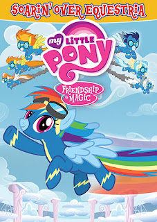 MLP Soarin over Equestria DVD by Shout Factory