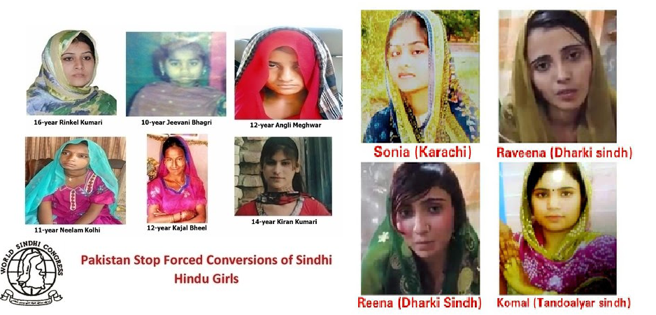 Forced conversions of Hindu girls in Pakistan