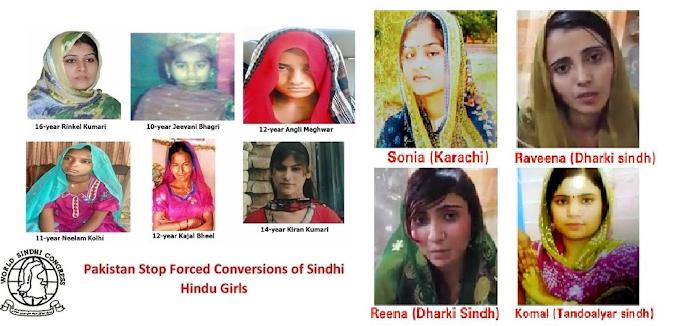 Hindu Today, Muslim Tomorrow: Forced conversions of Hindu girls in Pakistan