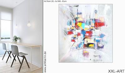 Zeitgenössischen Kunst echt günstig. Special Art-Sale