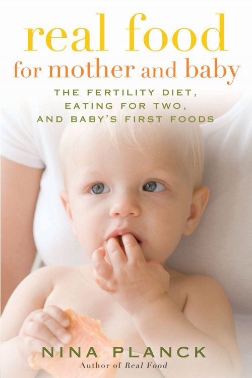 On My Shelf: Real Food For Mother and Baby