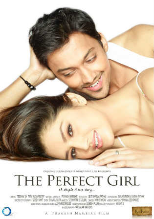 The Perfect Girl 2015 WEB-DL 280MB Hindi 480p