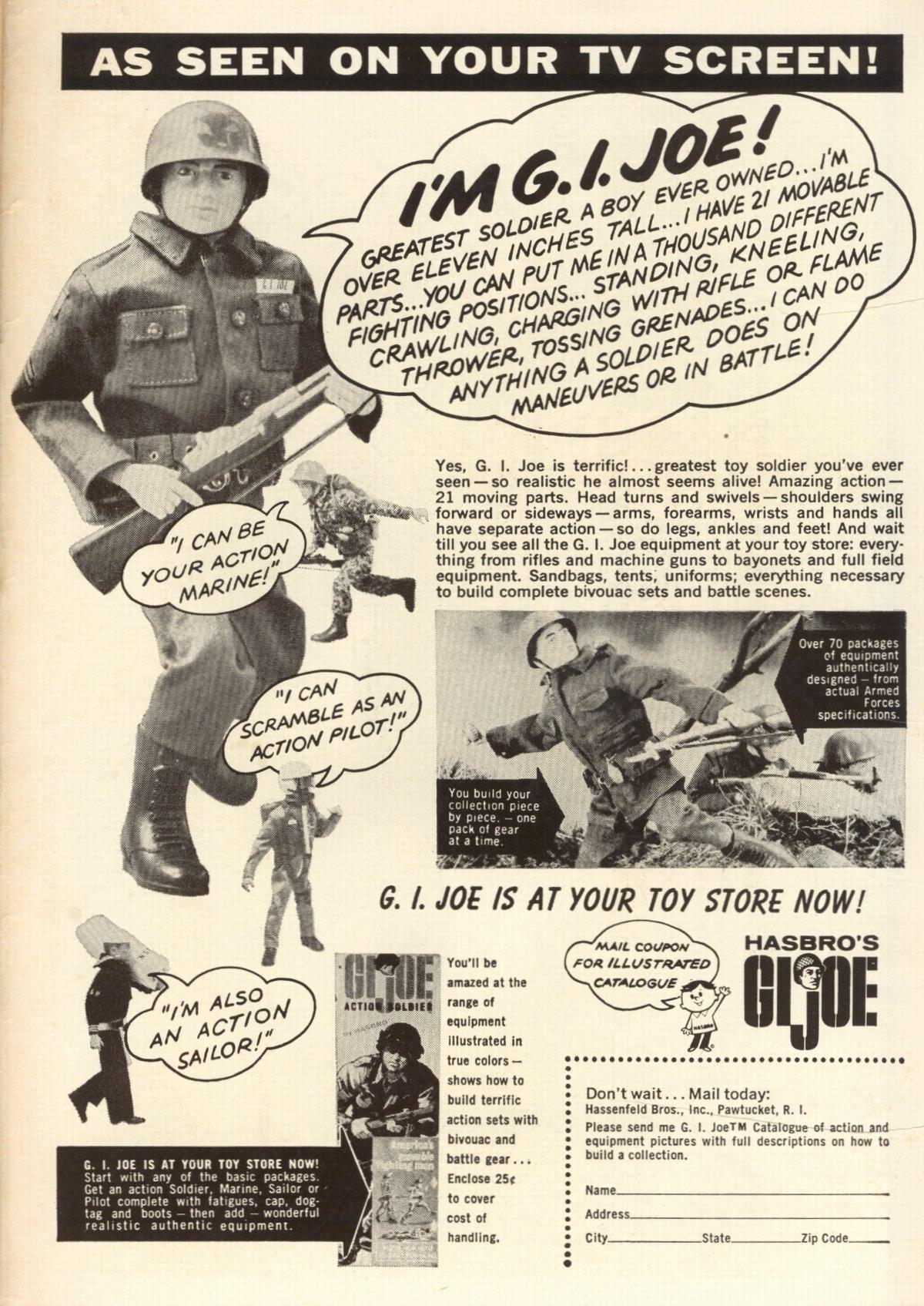 Strange Adventures (1950) issue 171 - Page 35