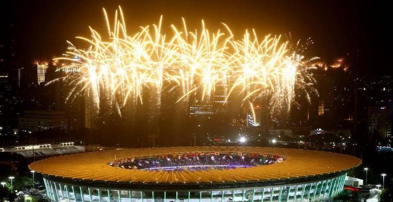 Konsep Penutupan Asian Games 2018 Berbeda Dengan Pembukaan