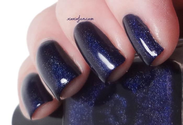 xoxoJen's swatch of Bear Pawlish Pretty Hate Machine
