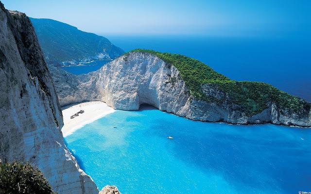 Путешествие в загадочную страну Грецию