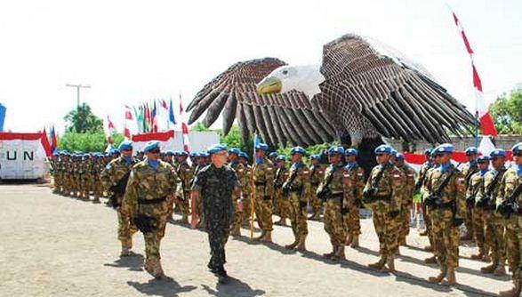 Peran Indonesia dalam PBB dan Perdamaian Dunia