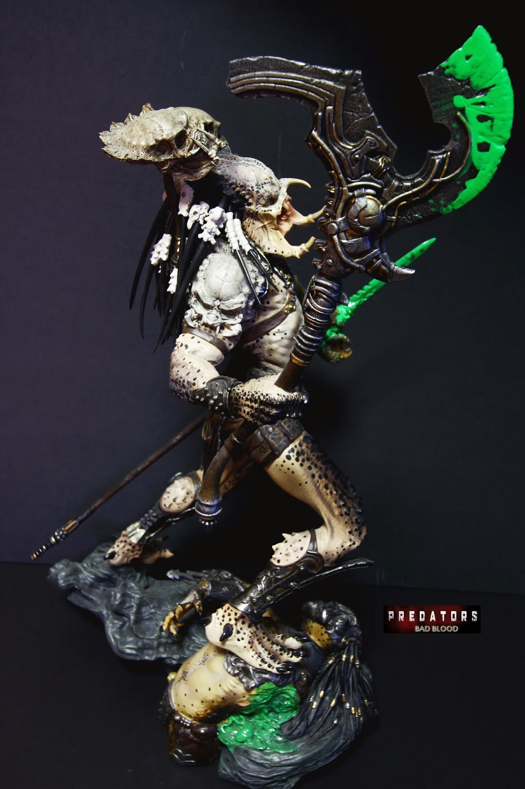 Tsr Predator Bad Blood