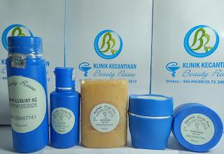 Paket Jerawat Sensitif Cream Beauty Rossa