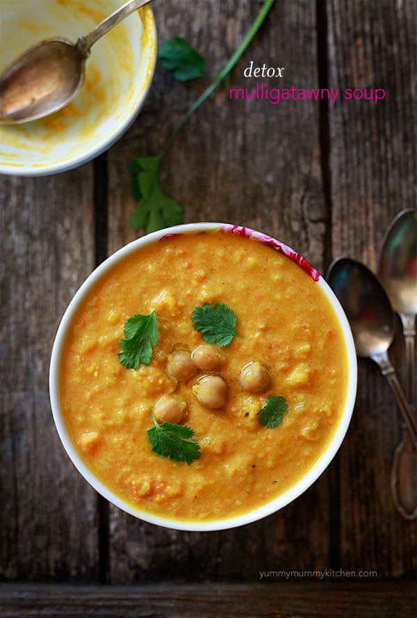 Vegan Mulligatawny Soup + 10 Healthy Soup Recipes to Warm You Up ...