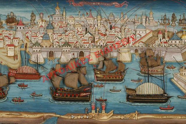1463: Οι Βενετοί καταλαμβάνουν το Ναύπλιο και παραχωρούν το Άργος στους Τούρκους