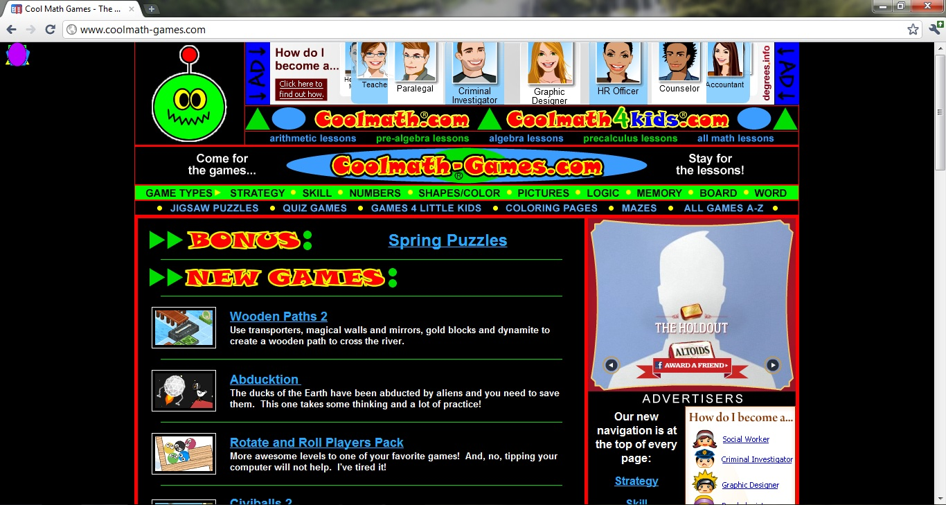 Teachers College Blog Good And Bad Examples Of Hypermedia