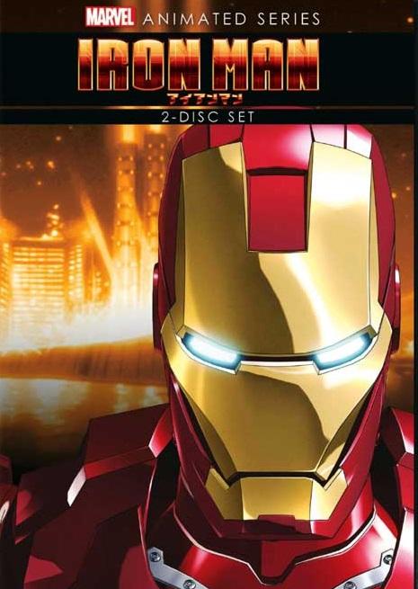 Marvel Anime: Iron Man [Latino]