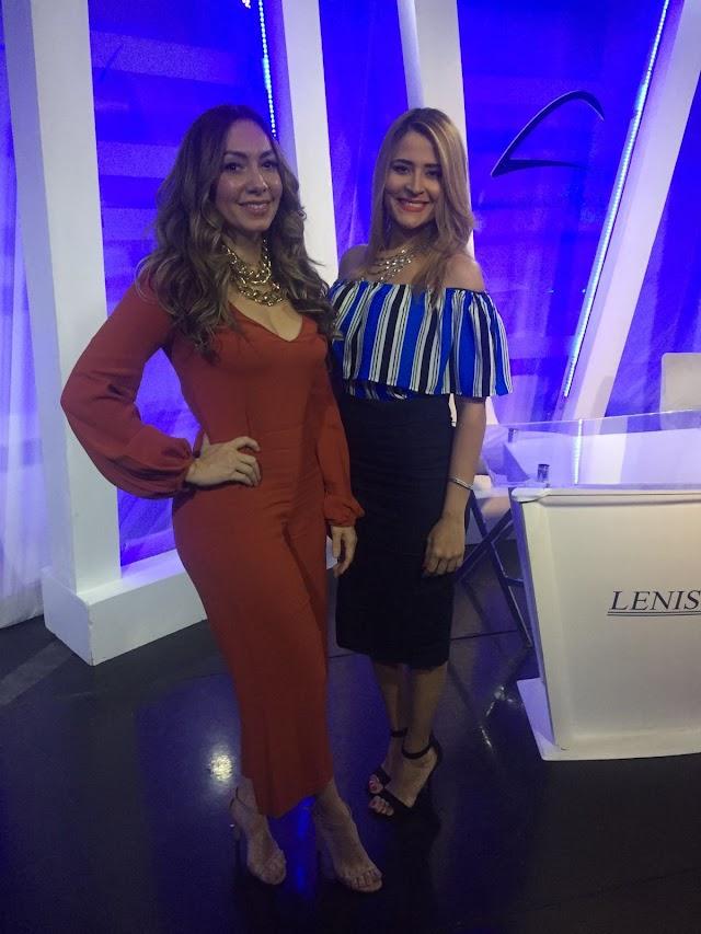 Miralba Ruíz asegura hay crisis en los medios y aboga por ley de TV