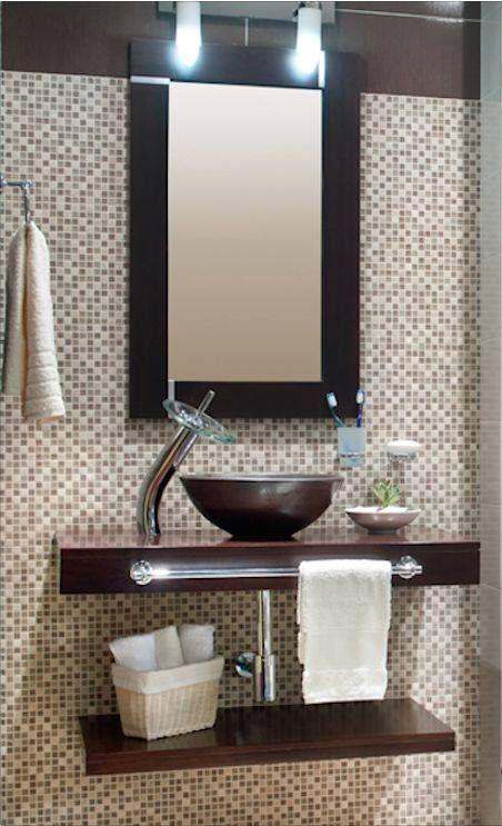 Modern Small Bath Remodeling Design Ideas