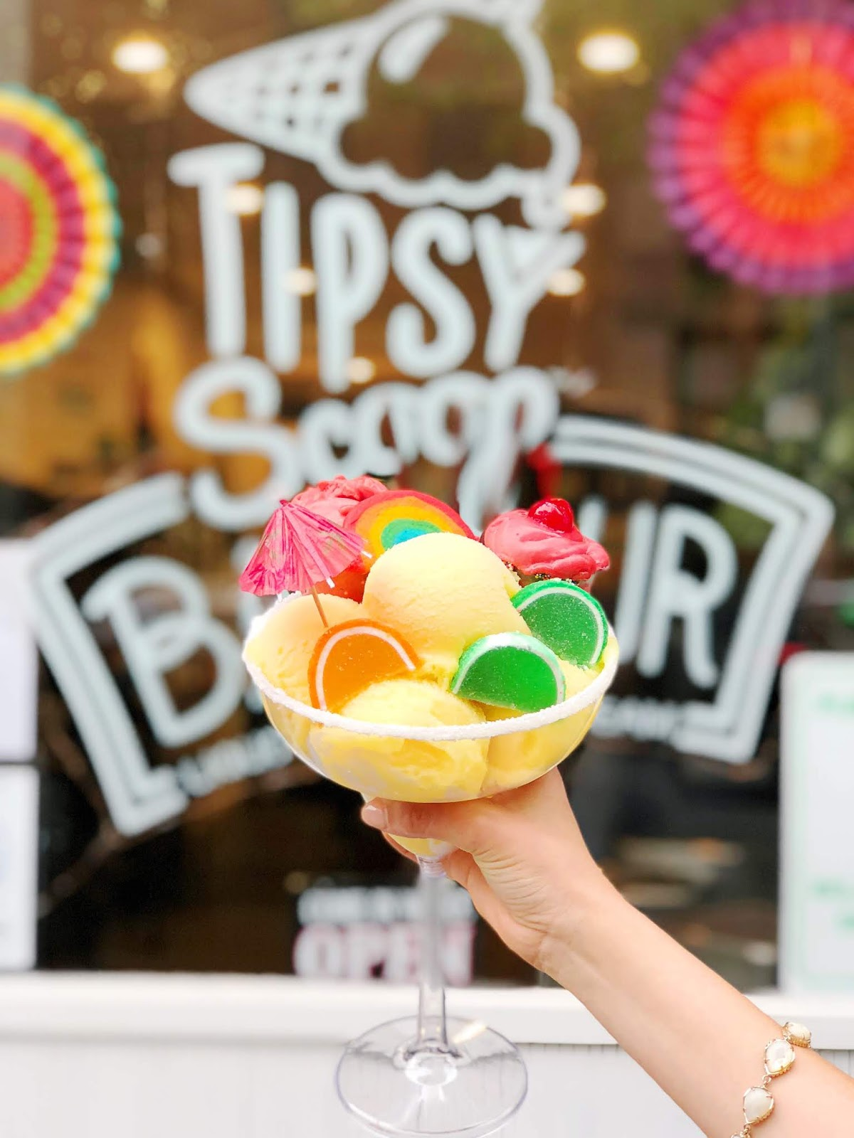 Tipsy Scoop, NYC, Spring 2018