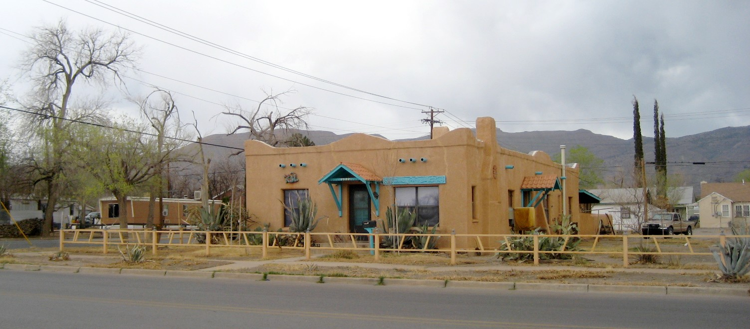 Living Rootless New Mexico Architecture 3 Alamogordo