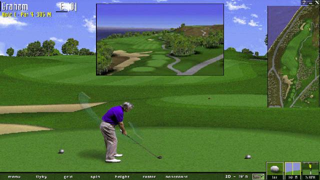 Microsoft Golf 1998 Edition - Image du Jeu