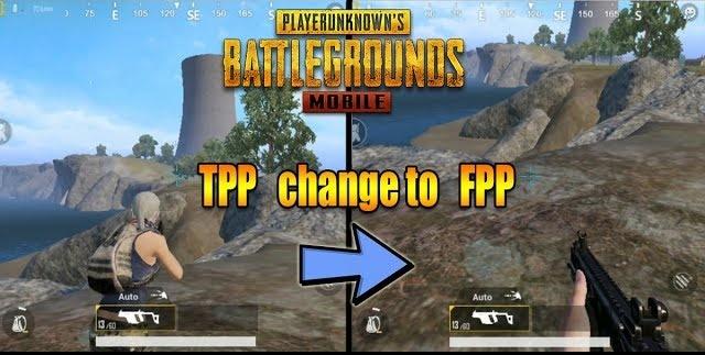 Cara Memasang Switch TPP Dan FPP Di PUBG