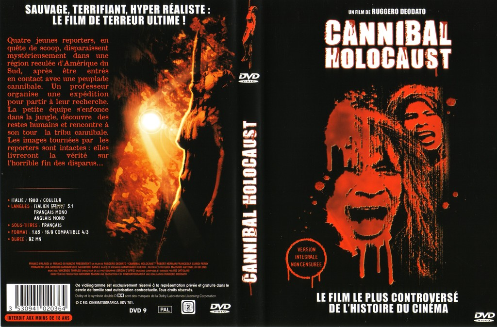 film cannibal holocaust gratuitement